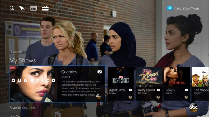 DirecTV Now vs PlayStation Vue: The Definitive Guide