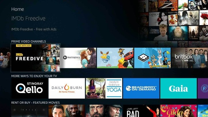 Best Fire TV Apps: (2019 GUIDE) for Free Live TV & Music