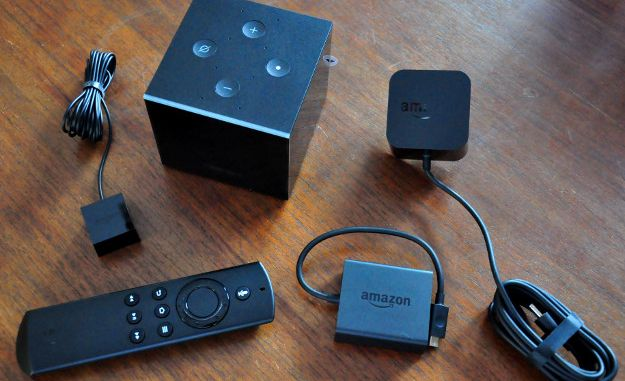 Fire TV Cube Review: Turns on TV, Controls Soundbar, Cable