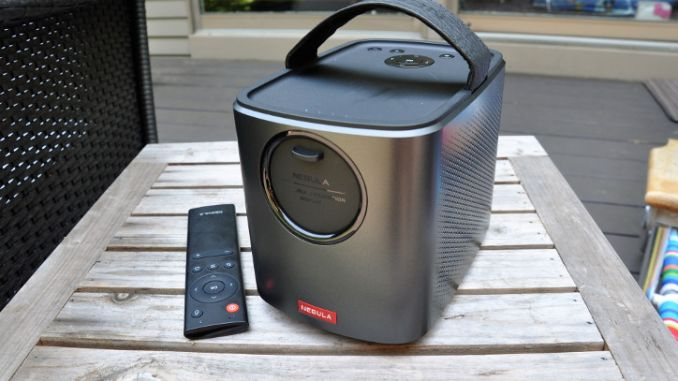 Nebula Mars II Review: Best Portable Mini Projector for ...