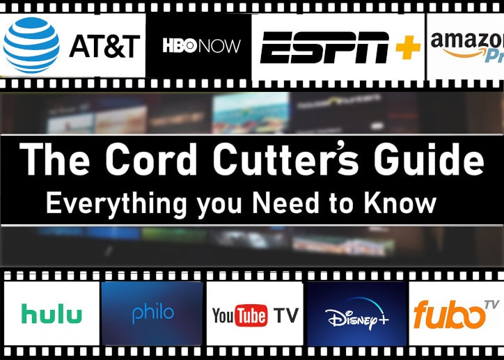 Cord Cutting 2019: The Definitive Guide with Everything You