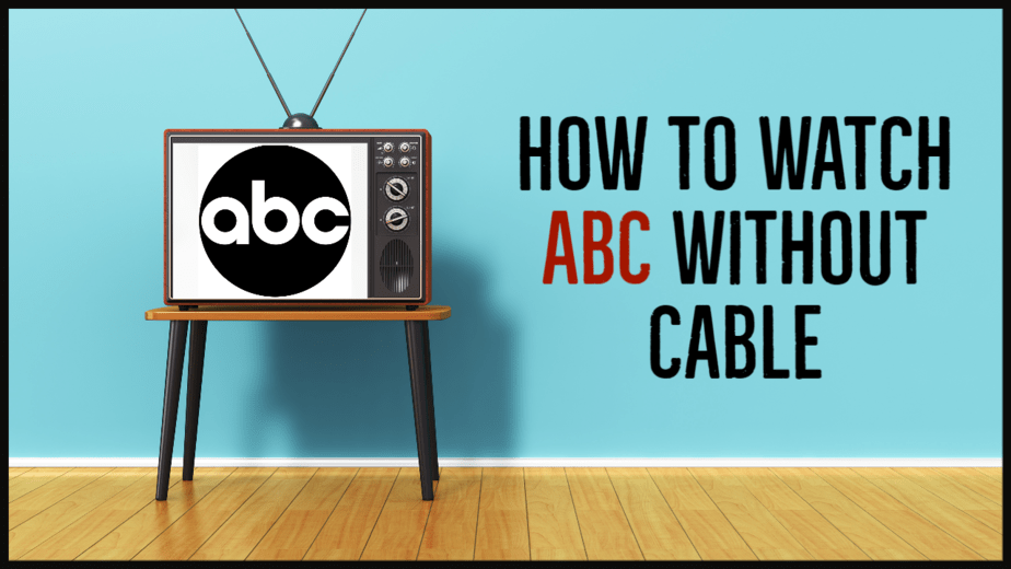 How to Stream The Oscars and other ABC shows without cable
